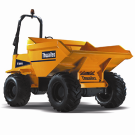 10 Tonne Front Tip for Hire or Sale - Hireco Plant and Tool - www.hirecopt.ie