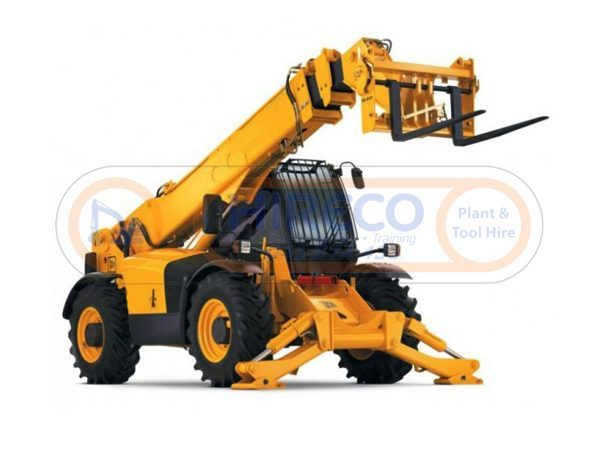 12 Metre Telehandler for hire or sale - Hireco Plant and Tool - www.hirecopt.ie