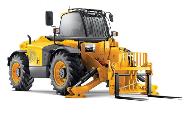 14 Metre Telehandler for hire or sale - Hireco Plant and Tool - www.hirecopt.ie