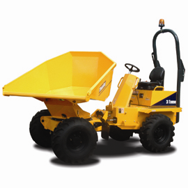 Dumper for Hire or Sale - Hireco Plant and Tool - www.hirecopt.ie