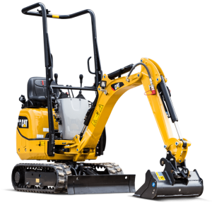¾ Tonne CAT 300.9D Mini Excavator - Hireco Plant and Tool Hire - www.hirecopt.ie
