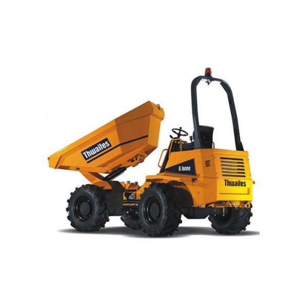 6 Tonne Power-Swivel for Hire or Sale - Hireco Plant and Tool - www.hirecopt.ie