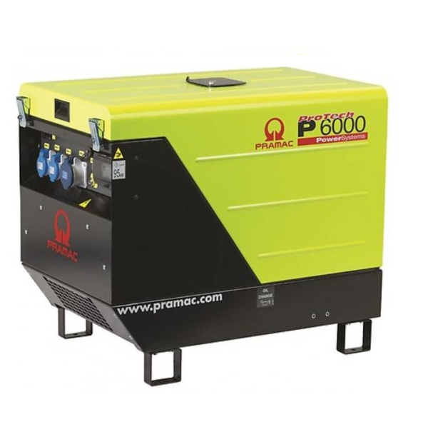 6kva Pramac Generator for Hire or Sale - Hireco Plant and Tool - www.hirecopt.ie