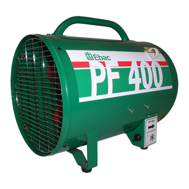EBAC PF400 Heater for Hire or Sale - Hireco Plant and Tool - www.hirecopt.ie
