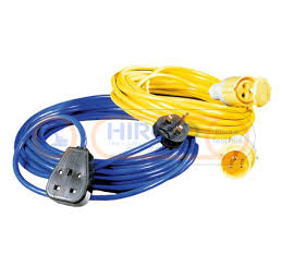 Extension Cables for Hire or Sale - Hireco Plant and Tool - www.hirecopt.ie