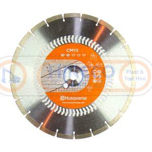 "Husqvarna 12 inch Diamond Disc 300x300 - Husqvarna 12"" Diamond Disc"