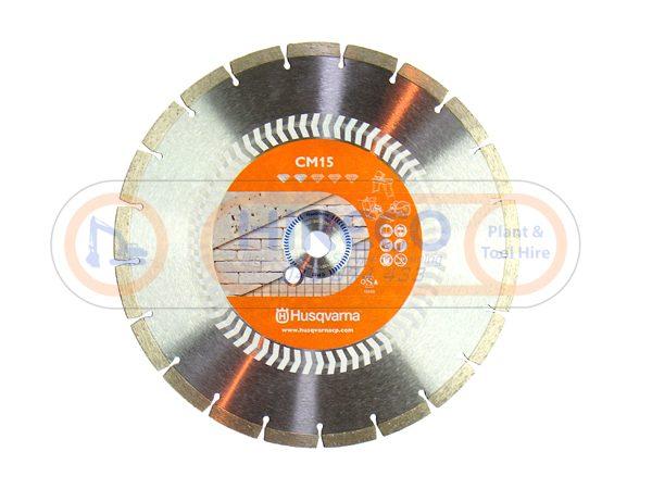 "Husqvarna 12 inch Diamond Disc 600x450 - Husqvarna 12"" Diamond Disc"