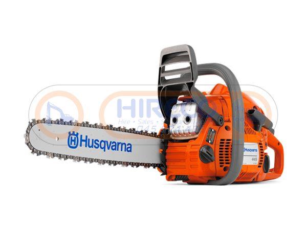 """Husqvarna 445e Chainsaw 18 inch 600x450 - Husqvarna 445e Chainsaw 18"""""""