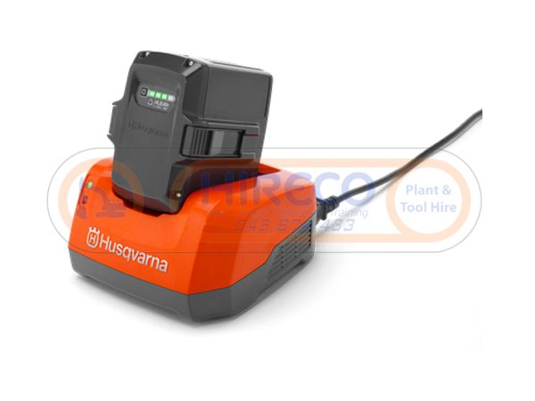 Husqvarna Battery Charger 600x450 - Husqvarna Battery Charger