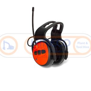 Husqvarna Ear Muffs with Radio 300x300 - Husqvarna Ear Muffs w/radio