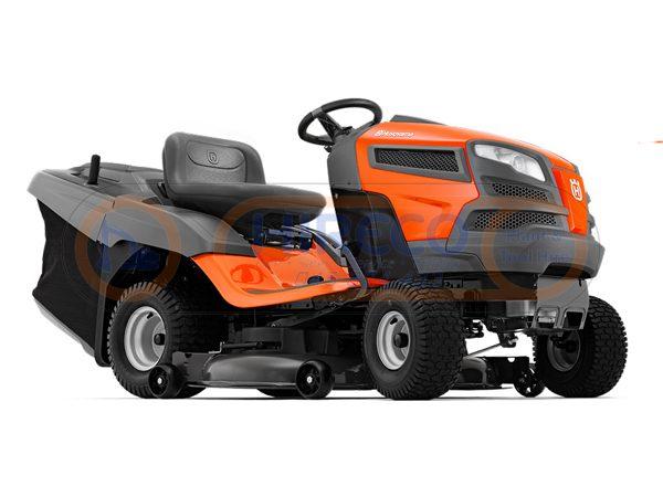 Husqvarna Lawn Mower Tractor Tc142 600x450 - Husqvarna TC142 Tractor Mower
