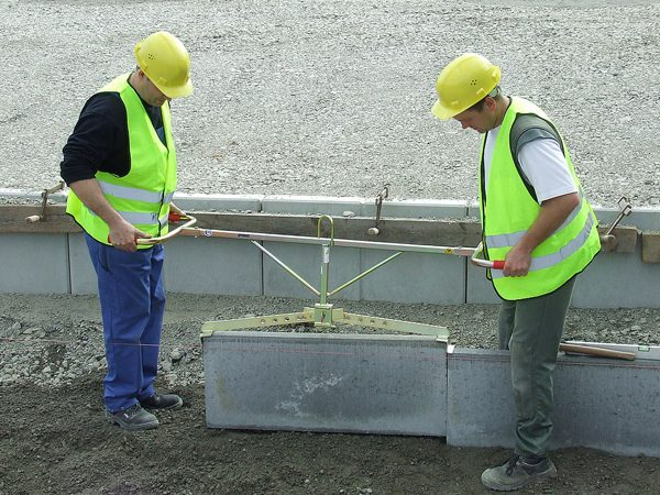 Laying-Clamp for Hire or Sale - Hireco Plant and Tool - www.hirecopt.ie