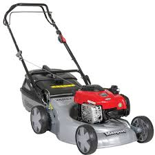 Masport ST S18 Self Propelled Lawn mower for Hire or Sale - Hireco Plant and Tool - www.hirecopt.ie