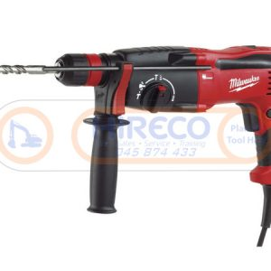 Milwaukee Hammer Drill for Hire or Sale - Hireco Plant and Tool - www.hirecopt.ie