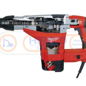 Milwaukee R_Hammer for Hire or Sale - Hireco Plant and Tool - www.hirecopt.ie