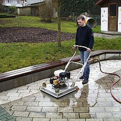 Patio Cleaner for Hire or Sale - Hireco Plant and Tool - www.hirecopt.ie
