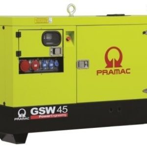 Pramac Generators for Hire or Sale - Hireco Plant and Tool - www.hirecopt.ie