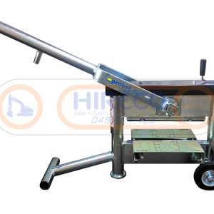 Probst Block Cutter AL33D for Hire or Sale - Hireco Plant and Tool - www.hirecopt.ie