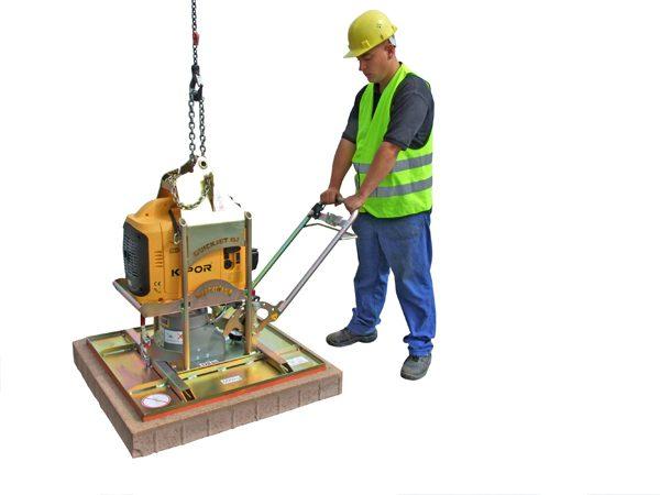 Quickjet Qj 600 E Vacuum Lifting Device 1 600x450 - Quickjet Qj-600-E Vacuum Lifting Device