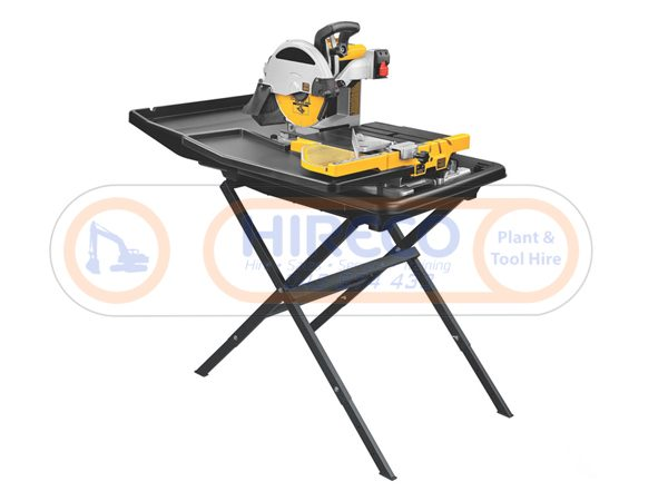 Hire Tile Saw for Hire or Sale - Hireco Plant and Tool - www.hirecopt.ie