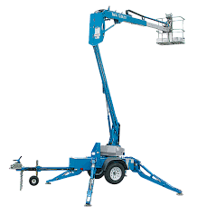 Tow Behind Lift for Hire or Sale - Hireco Plant and Tool - www.hirecopt.ie