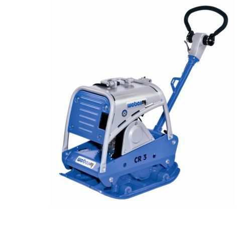 Weber Forward Reverse Plate Compactor for hire or sale - Hireco Plant and Tool - www.hirecopt.ie