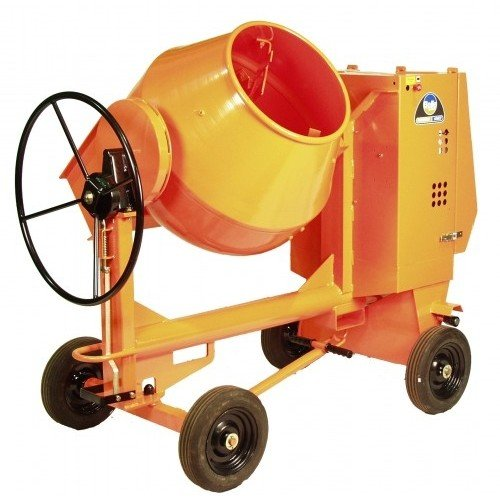 Hire Diesel Cement Mixer- Hireco Plant and Tool