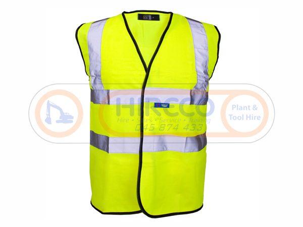 high vis vest 600x450 - High Visibility Vest