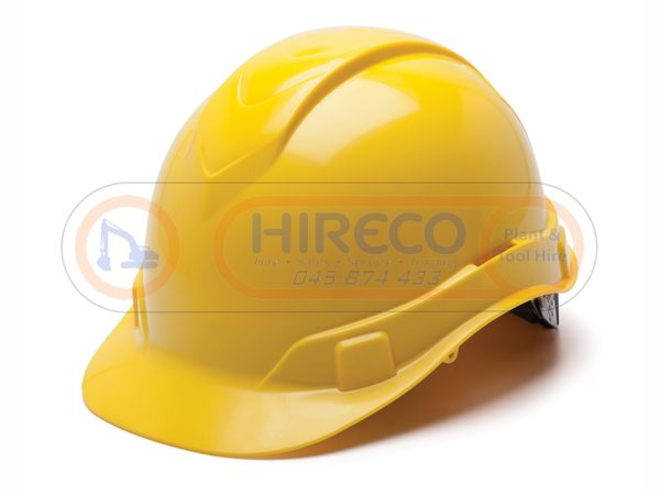 sfthhpy1000028885  00 pyramex ridgeline hard hat 4 point 600x450 - Hard Hats