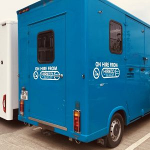 2 Stall Horse Box - Hireco Plant and Tool - www.hirecopt.ie