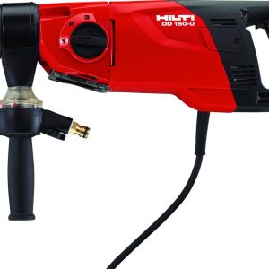Hilti DD150U for Hire or Sale - Hireco Plant and Tool - www.hirecopt.ie