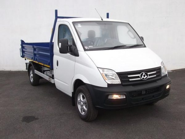 LDV 3.5 Tonne Tipper Truck - Hireco Plant and Tool - www.hirecopt.ie